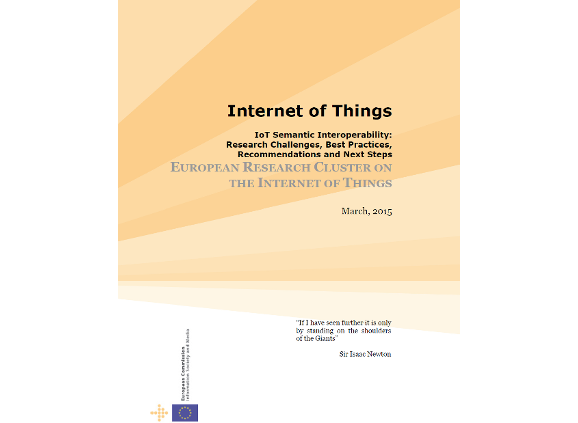IoT Semantic Interoperability: Research Challenges, Best Practices, Recommendations and Next Steps