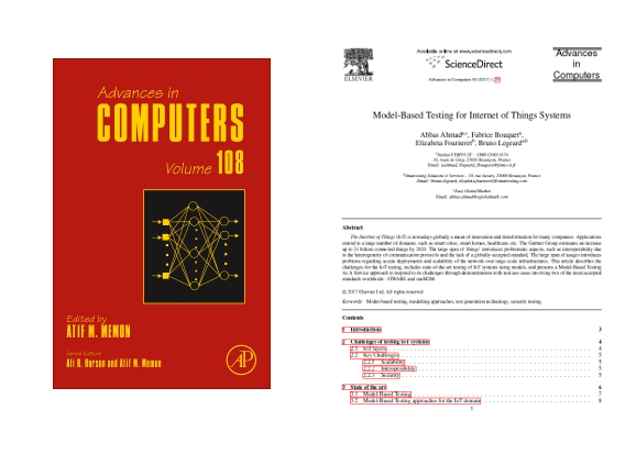 Book chapter – Model-Based Testing for Internet of Things Systems