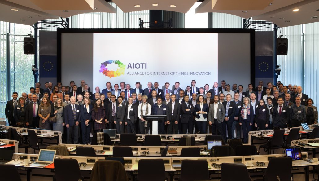 AIOTI alliance, a new step towards IoT large scale deployment