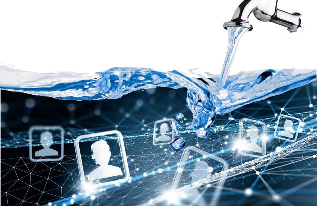 Numérisaton de l'eau